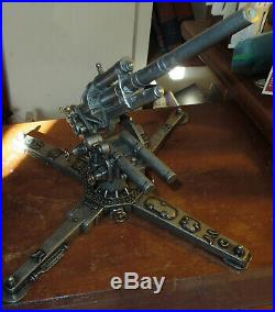 1/19 scale Beautiful all Metal German 88mm Luftwaffe Heer anti-aircraft gun Dis