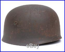 Aged helmet Luftwaffe Paratrooper M38 Fallschirmjäger