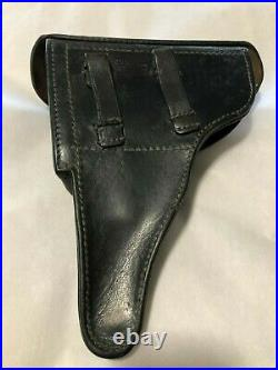 Authentic WWII German Walther P38 Holster