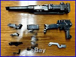 C96 Mauser Broomhandle German 7.63 Barrel + Other Parts