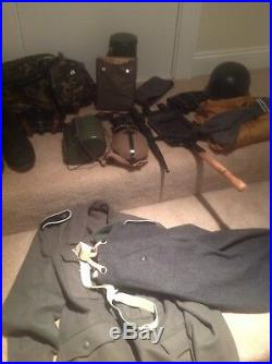 Complete WWII German Waffen SS Uniform with All Correct Gear Highest Quality