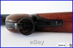 Denix German 1896 C96 Mauser Replica with Wooden Stock broom handle non-firing