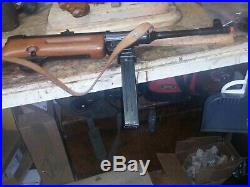 Denix Waffen Mp41w Sling Ww2 Replica