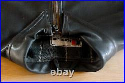 Eastman Leather Hartmann Luftwaffe Jacket / Black Hi-Q Capeskin / Size 44 / WW2