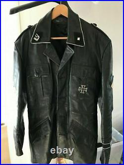 Elite jacket with Iron Cross and other accessories