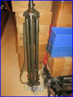 Exc. Cond. MG-3 Bundeswehr Tripod! Original and Ready to Tripod! Ready To Serve