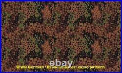 FURY Movie 44 Dot camo uniform LG size FREE shipping in USA