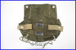 GERMAN ARMY WW2 REPRO PACK A-FRAME CZECH MADE with messtin strap + lower pack