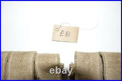 GERMAN ARMY WW2 WWII REPRO 9mm ammo pouches for 6 mags AGED inv #EB