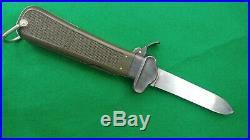 GERMAN FALLSCHIRMJÄGER (PARATROOPER) Knife WWII COLD WAR ERA