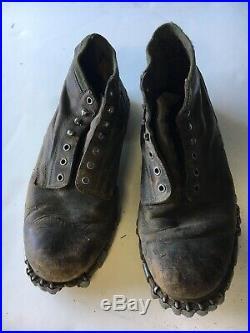 Gebirgsjäger mountain German WW2 boots Size 12