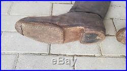 German Boots Officer Cavalery Ww2 Wehrmacht