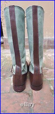 German DAK High Boots