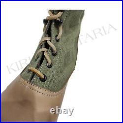 German DAK Low Boots