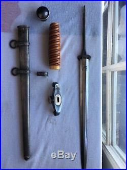 German Dagger Heer Officers Army WW II