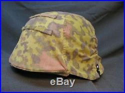 German Helmet Cover for Elite Troops