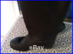 German High Boots Reproduction