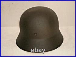 German M40/55 helmet size 66/59, army