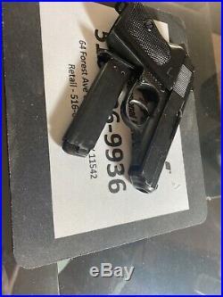 German Police Replica Walther PPK 7.65 Automatic Pistol Prop Gun