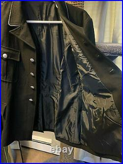 German SS uniform. New with everything head to toe. Repo. Heavy velour
