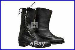 German WW2 1st pattern jump boots Repro Size US 5 to 15