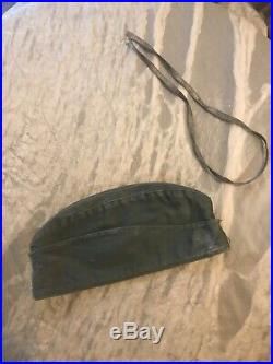 German WW2 Full HBT Uniform (trousers-tunic-cap)