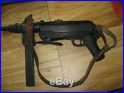 German WW2 MP40 Movie Prop