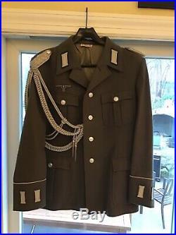 German WW2 Officer Jacket