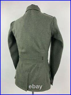 German WW2 WWII M43 Tunic Feldbluse Jacket Blouse Elsenau Heer