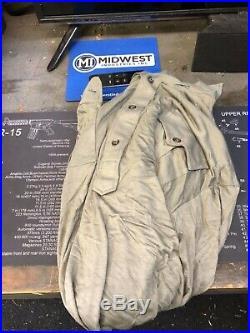 German WWII 44 Dot Uniform Set with Grey Undershirt