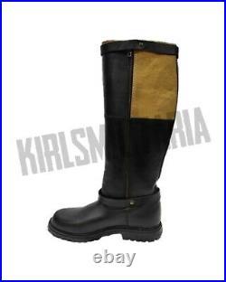 German WWII Luftwaffe Leather Flight Boots