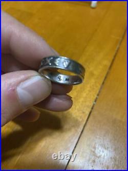 German Wedding Ring WW2 SS Reproduction