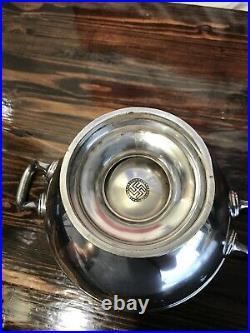 German Ww2 Silver Bowl