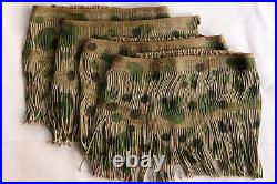 German army ww2 elite sniper face veil reproduction elastic version