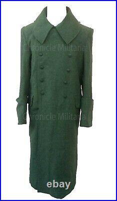 German m42 field grey wool great coat