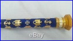 German navy field Marshall batons
