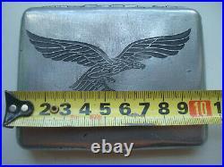 German soldier's cigarette case