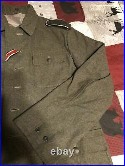 German ww2 reproduction Uniform Tunic For Reenactment M43