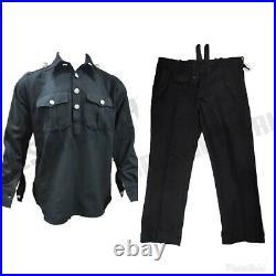 Hj Winter Uniform