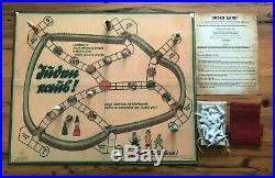 Juden Raus! 1936GermanyWWIIAxisNaziBoard GameReproduction