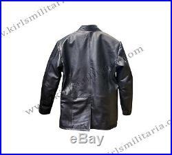 Kriegsmarine Jacket U-Boat Crew Leather Jacket