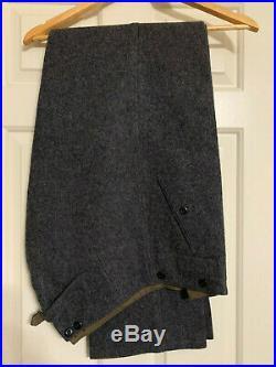 Luftwaffe Officer Field Flegerblusen with Trousers and Dress shirt Medium