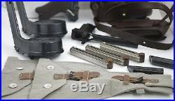 Luger Artillery LP-08 Shoulder Holster Stock Rig Fits DWM Erfurt Mauser Walnut