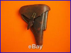 Luger Holster, WWII, 1935