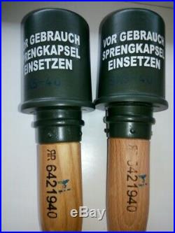 M24 Wwii Dummy German Grenade Cosplay Ww2 Stick Stielhandgranate Model nice rare