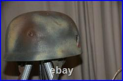 M38 Paratrooper Helmet Normandie Camo FALSHIMGJAGER PARATROOPER