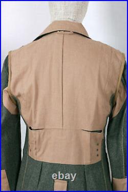 M40 EM Field Grey Wool Combat Tunic All Sizes