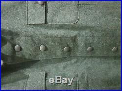 M43 Field Grey Tunic