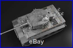 MFH 1/35 Panzerkampfwagen VI TIGER I Full Metal Version Mintage 50pcs