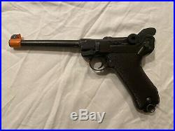 MGC Navy Luger P08 Replica Model Very Rare